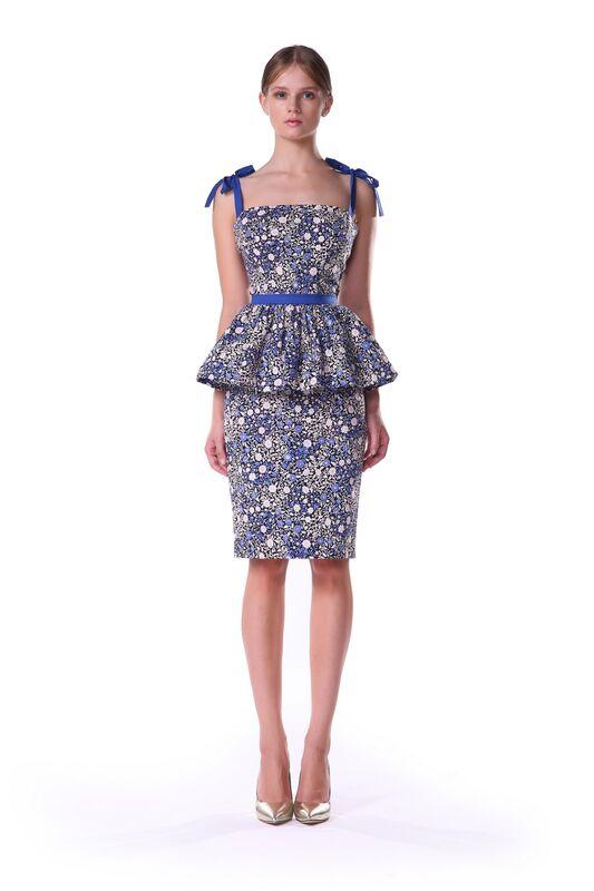 Платье женское Isabel Garcia Коктейльное платье BN1293 - фото 1
