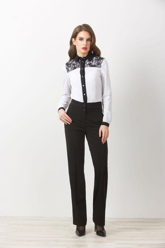 Кофта, блузка, футболка женская Elema Блузка женская Т-6986 - фото 1