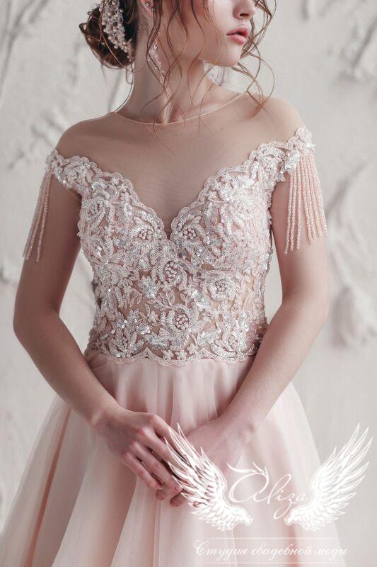 Вечернее платье ALIZA вечернее платье Bliss - фото 3