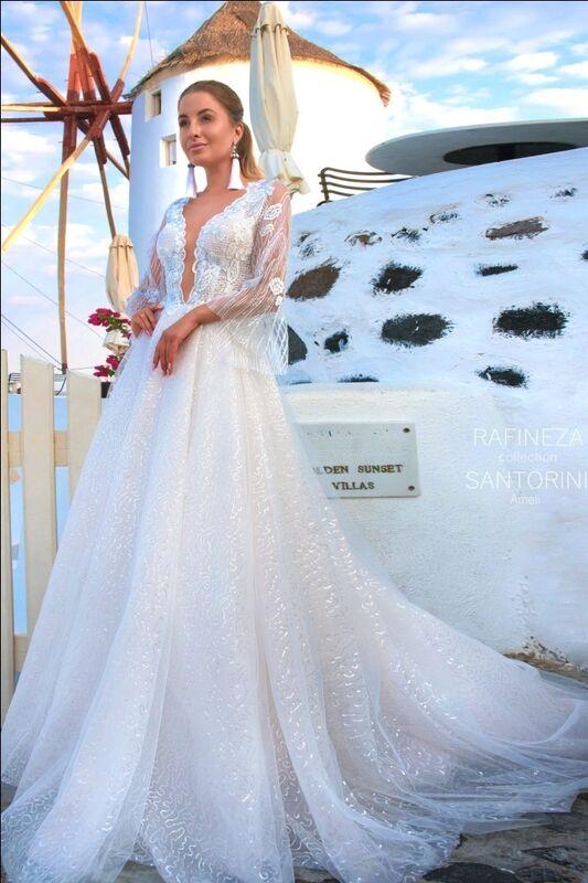 Свадебный салон Rafineza Свадебное платье Ameli - фото 1