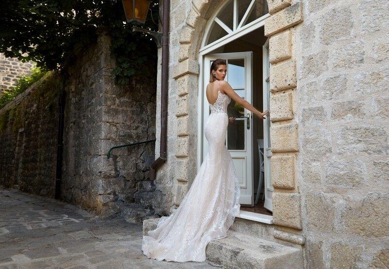 Свадебное платье напрокат Armonia Свадебное платье Calypso - фото 4