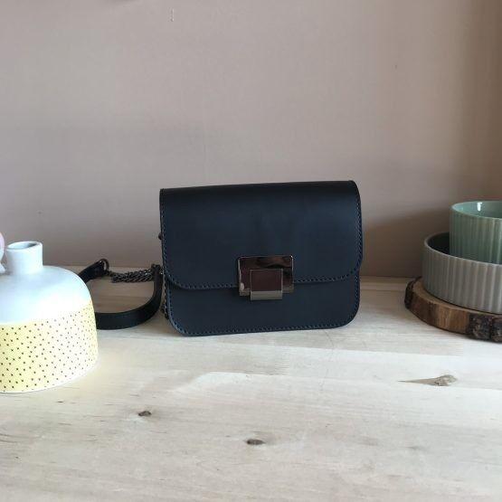 Магазин сумок Vezze Кожаная женская сумка C00487 - фото 3