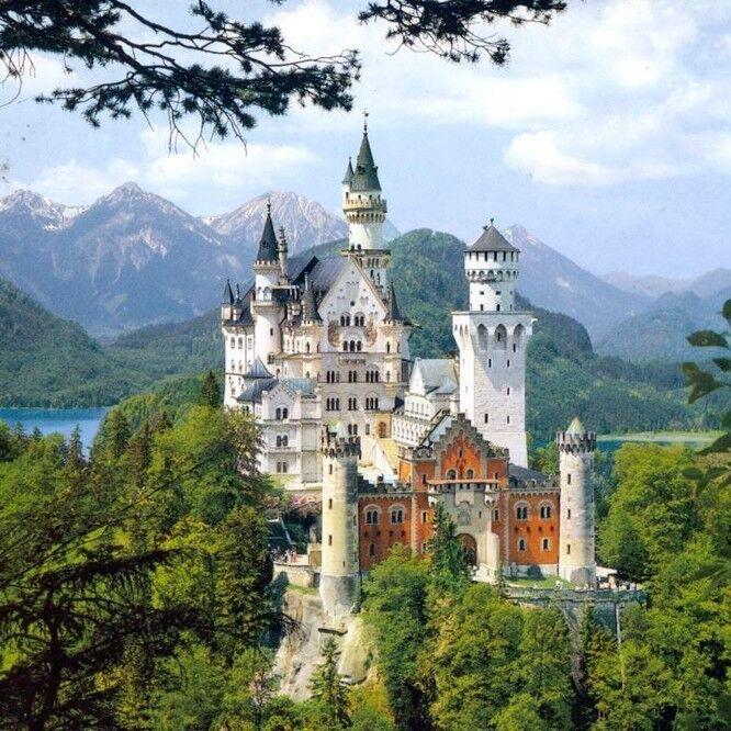 Туристическое агентство Респектор трэвел Экскурсионный автобусный тур «Романтические дороги и замки Баварии» - фото 1