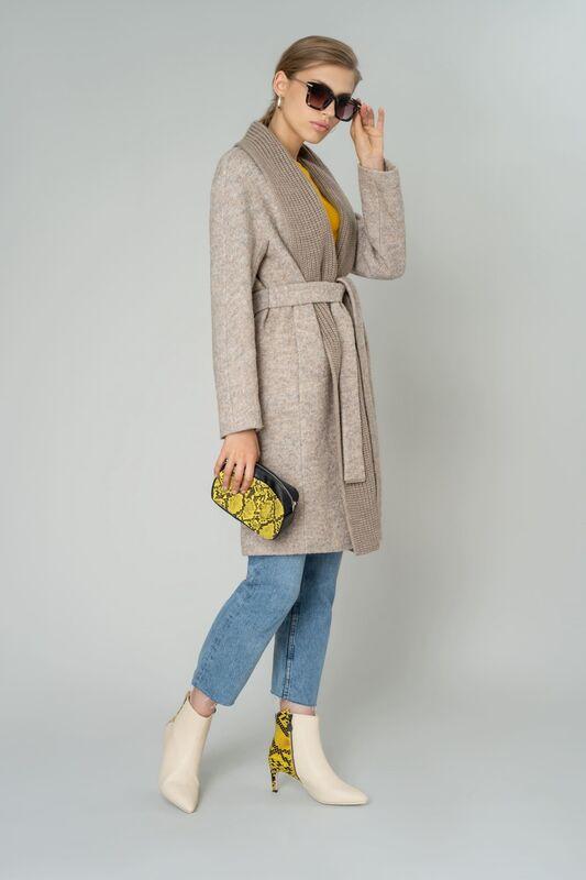 Верхняя одежда женская Elema Пальто женское демисезонное 1-9761-1 - фото 1
