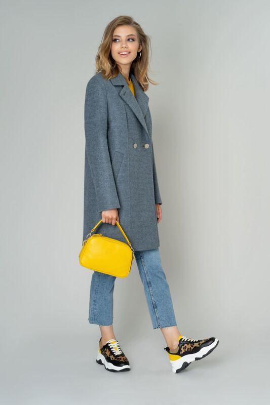 Верхняя одежда женская Elema Пальто женское демисезонное 1-9998-1 - фото 1