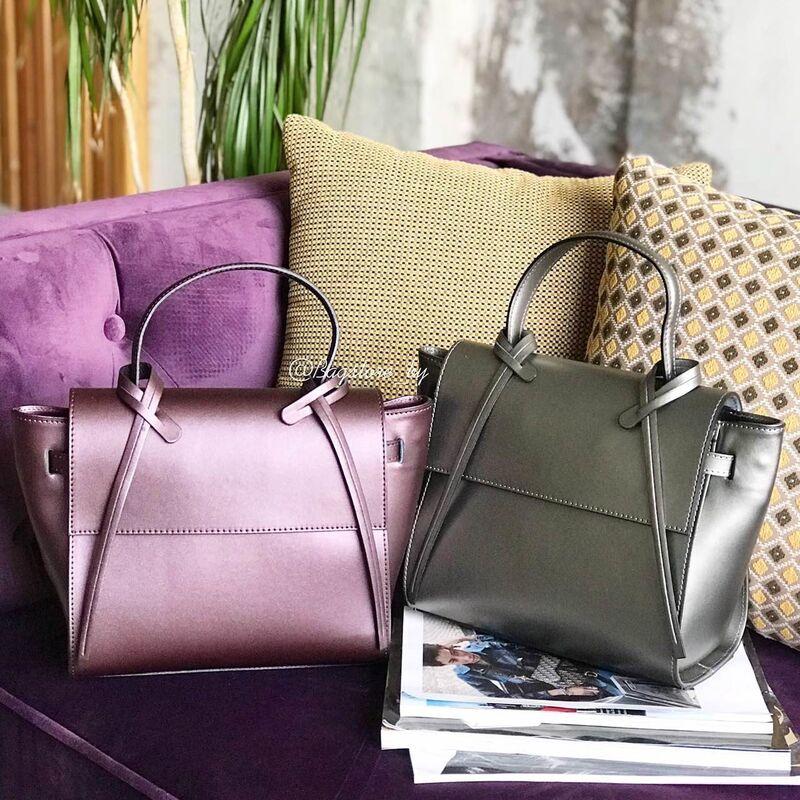 Магазин сумок Vezze Кожаная женская сумка C00395 - фото 1