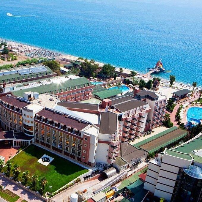 Туристическое агентство LetoTravel Пляжный тур в Турцию, Кемер, PGS Hotels Rose Residence Beach 5* - фото 1