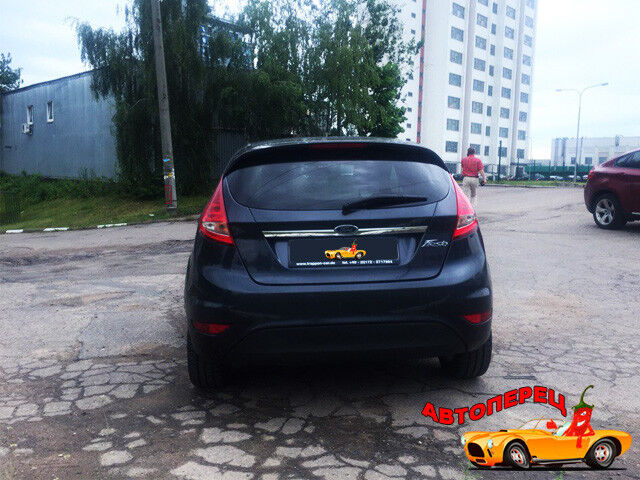 Прокат авто Ford Fiesta 2010 г.в. - фото 4
