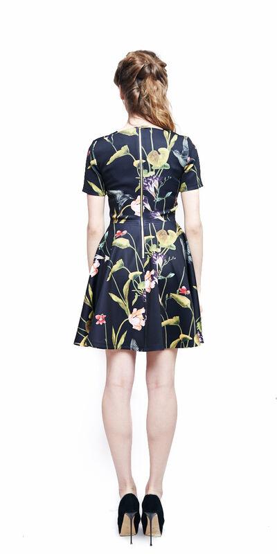 Вечернее платье Ted Baker Платье в цветы 320 - фото 4