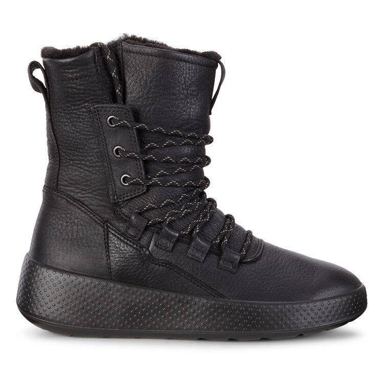Обувь женская ECCO Ботинки высокие UKIUK 221053/02001 - фото 3
