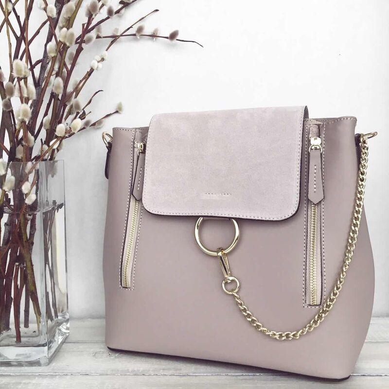 Магазин сумок Vezze Женская сумка-рюкзак С00130 - фото 1