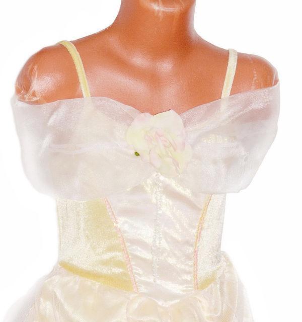 Карнавальный костюм Disney Платье карнавальное «Белль» на 5-6 лет - фото 2