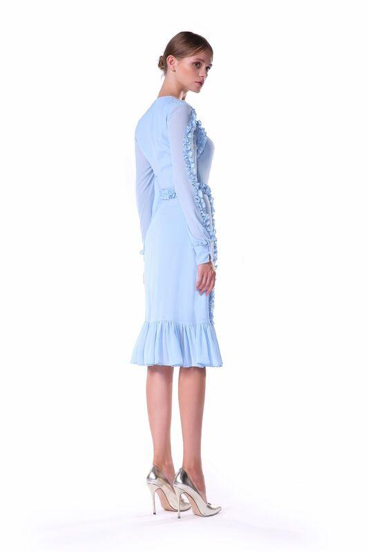 Платье женское Isabel Garcia Коктейльное платье BK1300 - фото 2