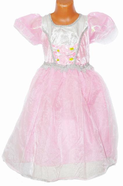 Карнавальный костюм Disney Платье карнавальное «Принцесса Цветов» - фото 1