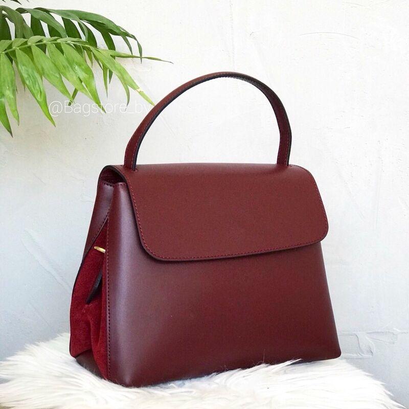 Магазин сумок Vezze Кожаная женская сумка C00381 - фото 1
