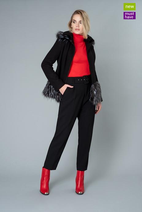 Верхняя одежда женская Elema Пальто женское утепленное 6-9190-1 - фото 1
