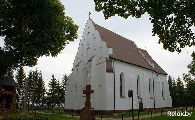 Достопримечательность Костел Святой Троицы Фото - фото 2