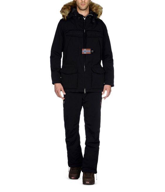 Верхняя одежда мужская Napapijri Куртка мужская Skidoo Open N0YCLY041 - фото 4