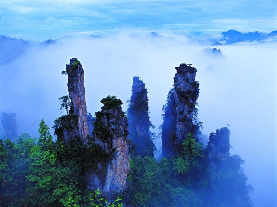 Туристическое агентство Royal Sky Завораживающая Япония + летающие горы Аватар - фото 14