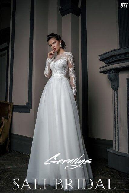 Свадебный салон Sali Bridal Свадебное платье 811 - фото 1