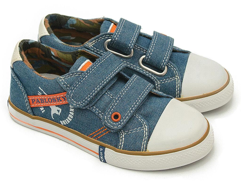 Обувь детская Pablosky Полуботинки для мальчика 924910 - фото 2