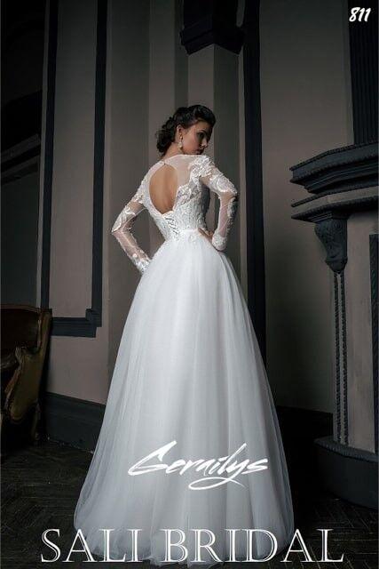 Свадебный салон Sali Bridal Свадебное платье 811 - фото 2