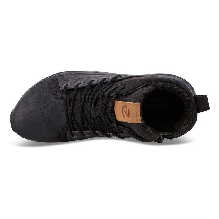 Обувь детская ECCO Кроссовки высокие INTERVENE 764643/51052 - фото 6