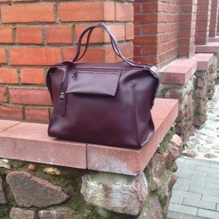 Магазин сумок Vezze Кожаная женская сумка С00152 - фото 1