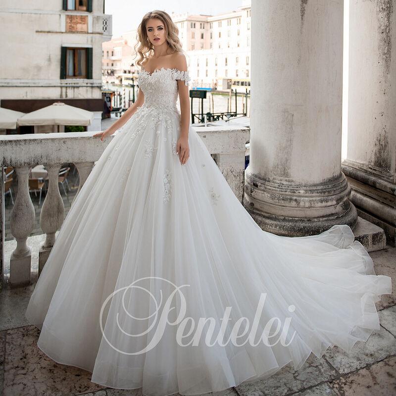 Свадебное платье напрокат Lavender Свадебное платье Helen - фото 1