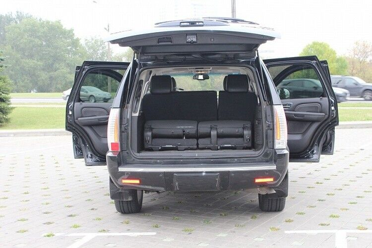 Прокат авто Cadillac Escalade - фото 4
