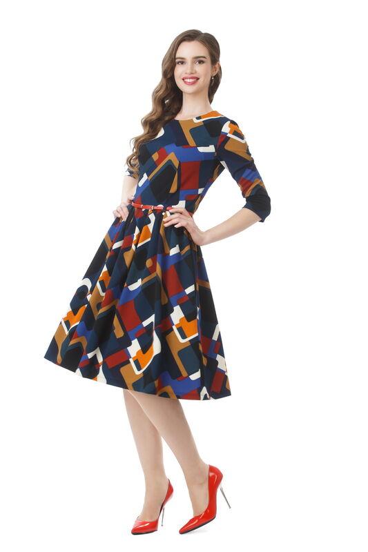 Платье женское Elema Платье женское Т-7346 - фото 1