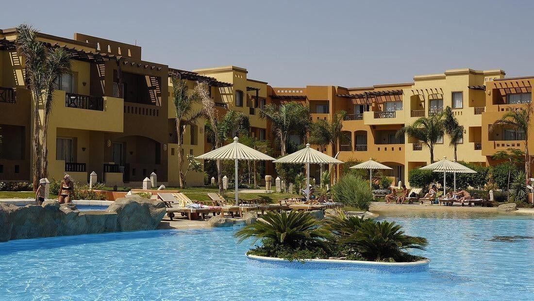 Туристическое агентство Санни Дэйс Пляжный авиатур в Египет, Хургада, Grand Plaza Resort 4* - фото 4