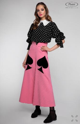Костюм женский Pintel™ Комплект из блузы и брюк Batoöly - фото 2