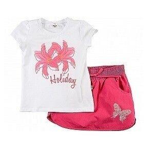 Одежда для дома детская Mini Maxi Комплект для девочки UD0374/0375 - фото 1