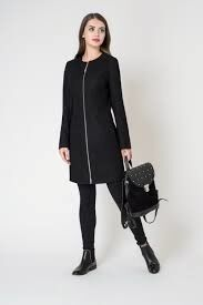 Верхняя одежда женская Elema Пальто женское демисезонное 1-8816-1 - фото 1