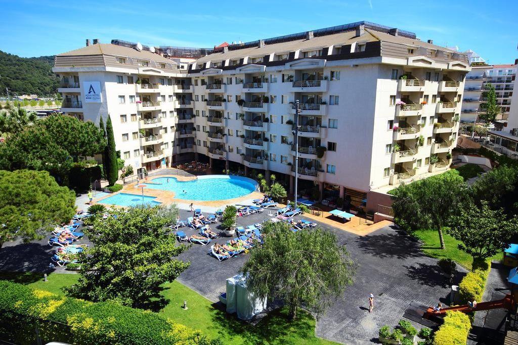 Туристическое агентство Jimmi Travel Пляжный авиатур в Испанию, Санта-Сусанна, Aqua Hotel Montagut 4* - фото 1