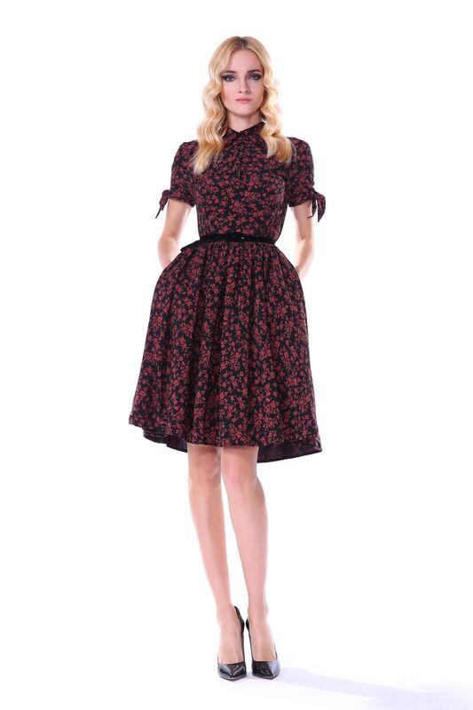 Платье женское Isabel Garcia Платье BK823 - фото 1
