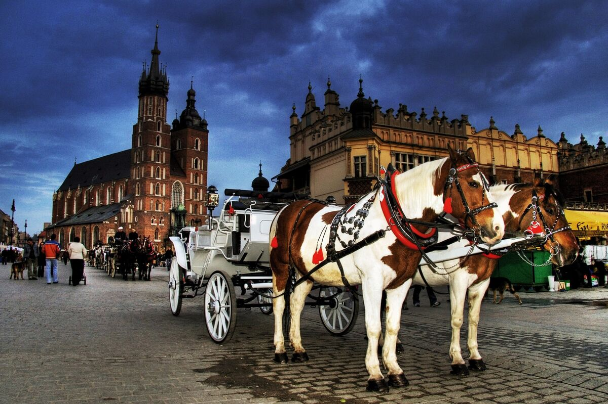 Туристическое агентство Элдиви Автобусный экскурсионный тур «Краков – новогодний город королей» - фото 2