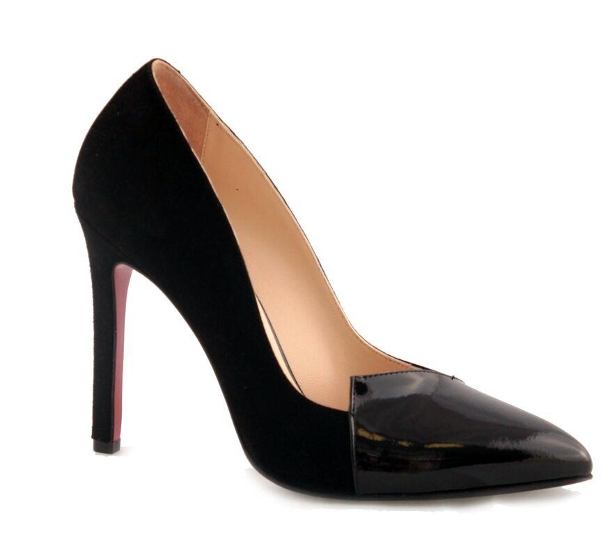 Обувь женская Du Monde Туфли женские 2072 черные - фото 2