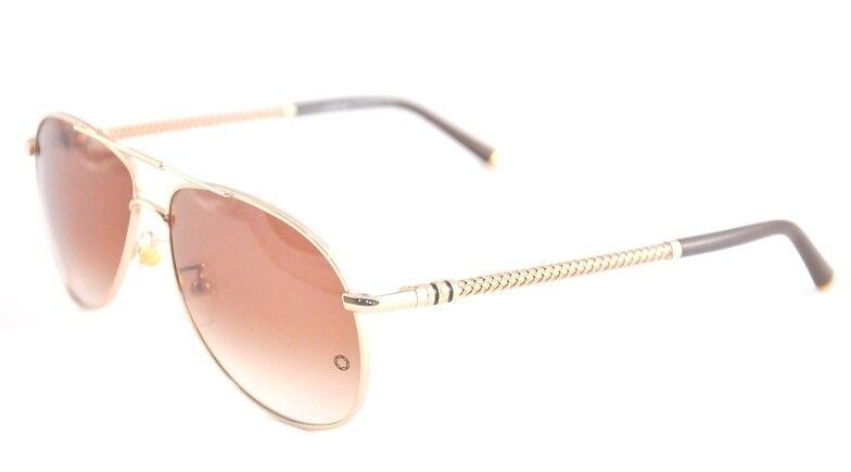 Очки Mont Blanc Солнцезащитные очки МВ361S 28F - фото 1