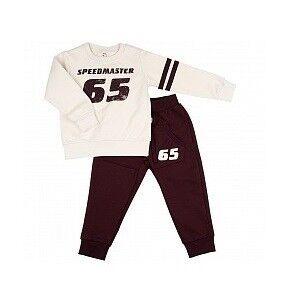 Спортивная одежда Mini Maxi Комплект спортивный для мальчика UD0276 - фото 1