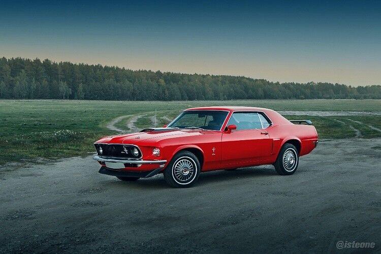 Прокат авто Ford Mustang 1969-70 г. - фото 2