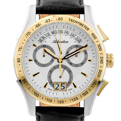 Часы Adriatica Часы мужские A1160.2213CH - фото 1