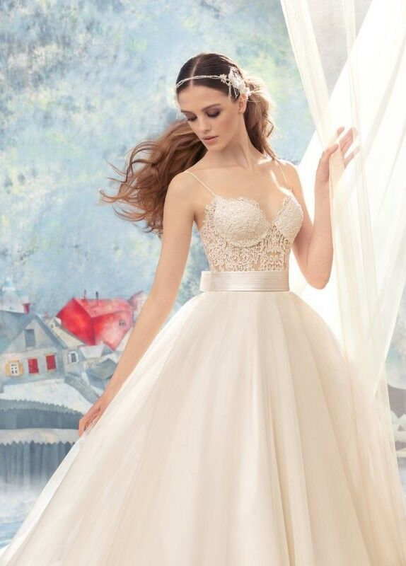Свадебный салон Papilio Свадебное платье «Соловей» 1723L - фото 3
