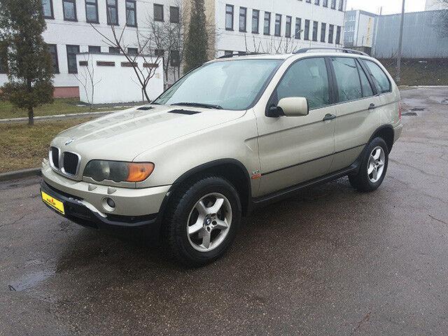 Прокат авто BMW X5 - фото 1