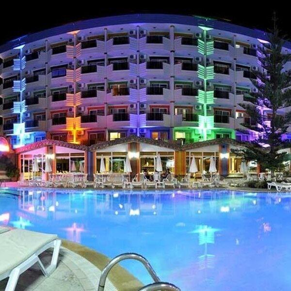 Туристическое агентство EcoTravel Пляжный тур в Турцию, Аланья, First Class Hotel 4* - фото 1