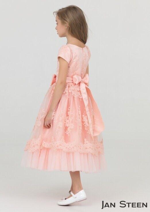 Вечернее платье Jan Steen Детское нарядное платье dg169 - фото 2