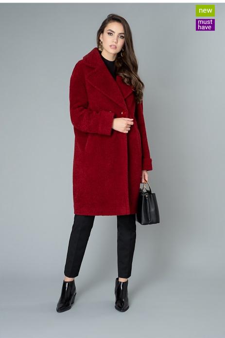 Верхняя одежда женская Elema Пальто женское демисезонное 1-9033-1 - фото 1
