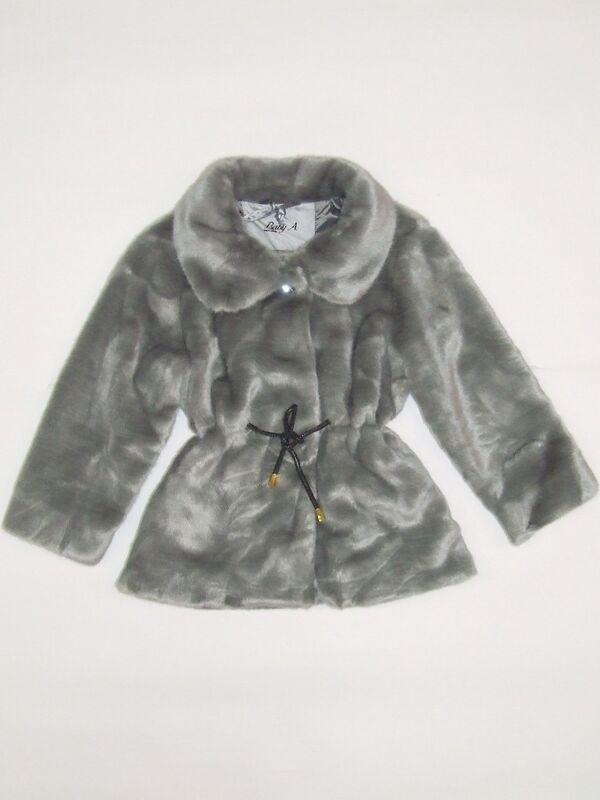 Верхняя одежда детская TRE API Пальто  для девочки Z513/B - фото 1