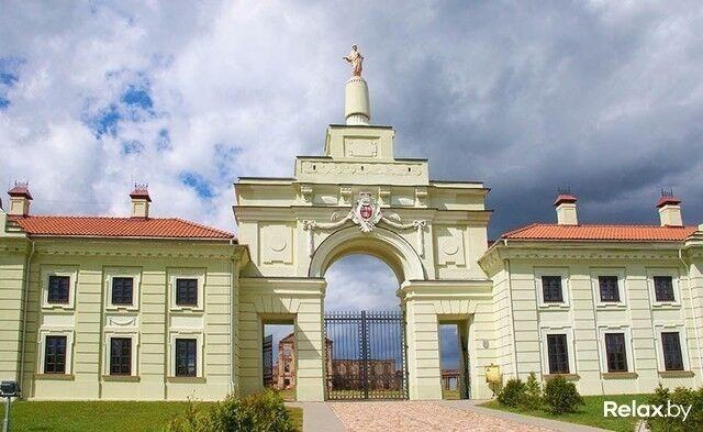 Достопримечательность Ружанский замок Фото - фото 1